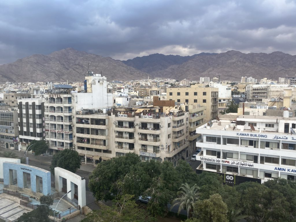 Aqaba city center by the double tree by hilton vue